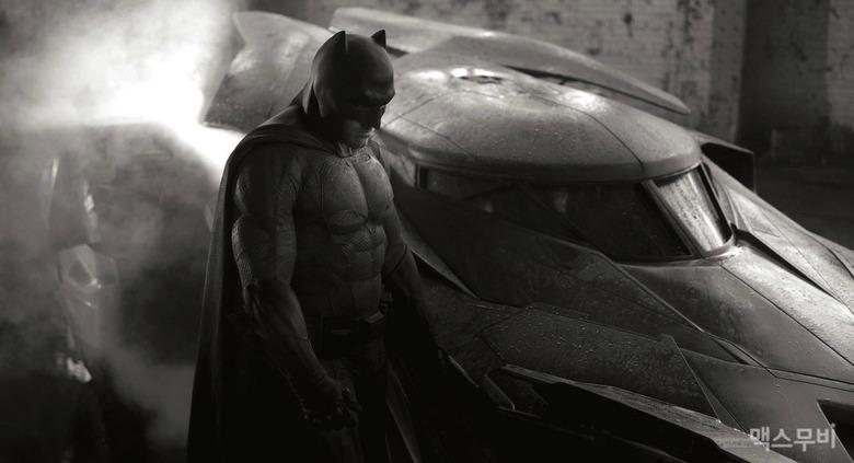 배트맨 대 슈퍼맨 : 저스티스의 시작