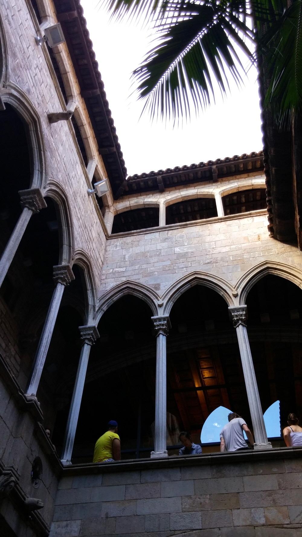 피카소의 역사가 담긴 곳 바르셀로나