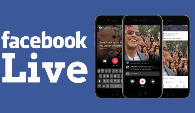 페이스북 라이브, 아프리카TV를 위협
