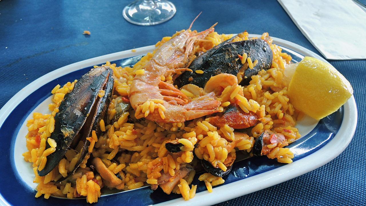 스페인 여행 시 식사용 메뉴 추천 T