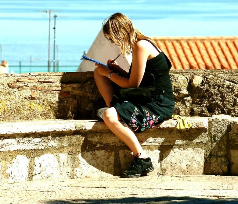 여자 혼자 유럽 여행