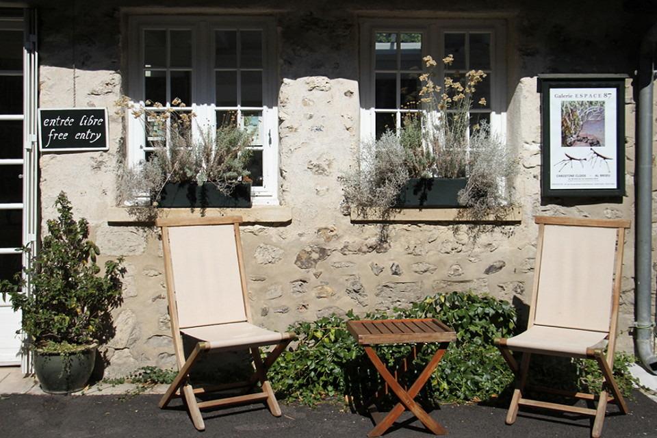 모네의 정원, 지베르니