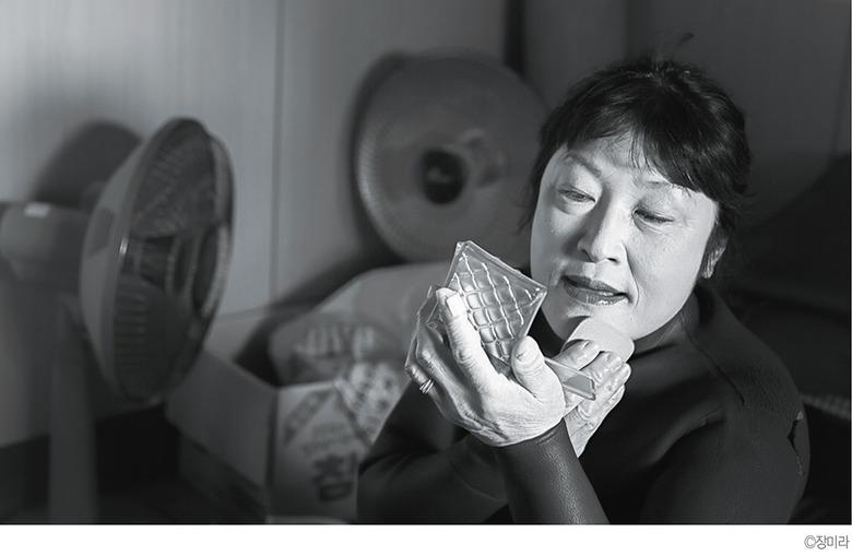 해녀스토리텔러, 장미라