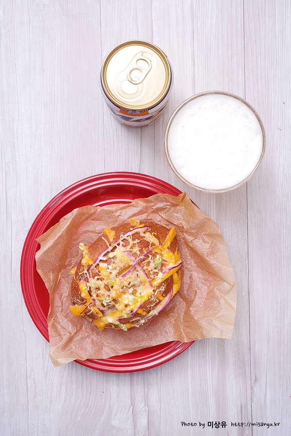 치즈 야채빵 만드는 법