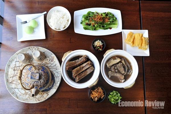 국내 처음 선보인 동남아 대표보양식