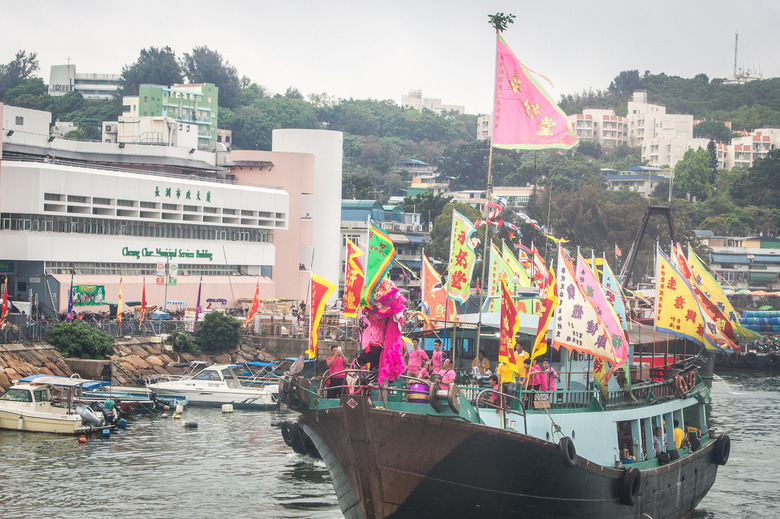 홍콩 청차우, 아는 사람만 아는 홍콩