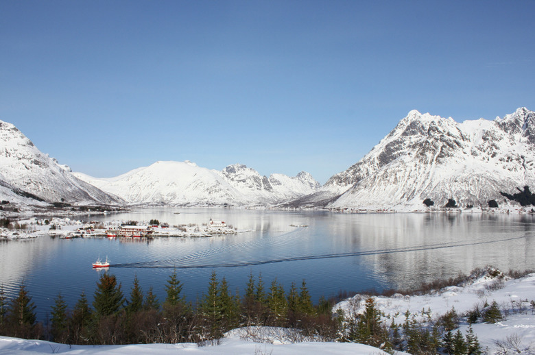 감동과 탄성을 보장하는 환상의 노르웨