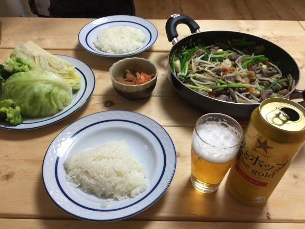 다시 만난 북해도의 봄 맛