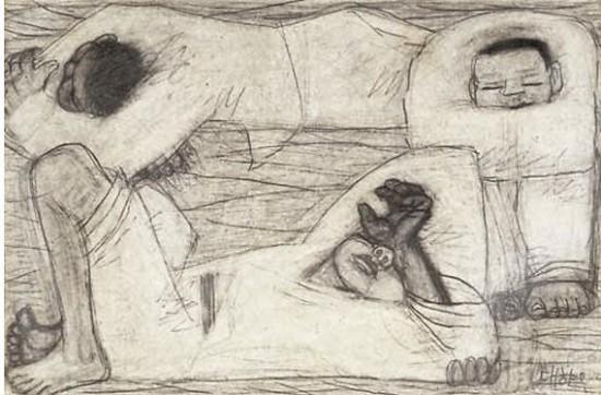 20세기 중반 한국미술의 서정: 피난