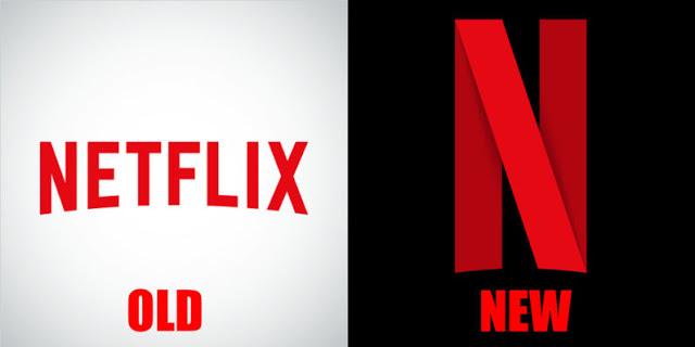 넷플릭스 새로운 로고 공개…모바일 시
