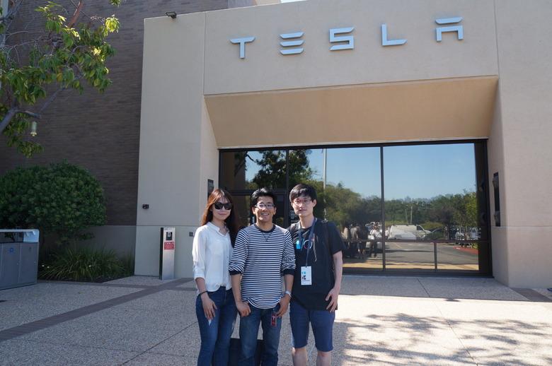 Tesla, 실리콘밸리의 제조업체는