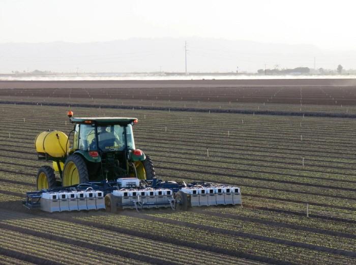 인공지능 농업이 인류를 구할지 모른다