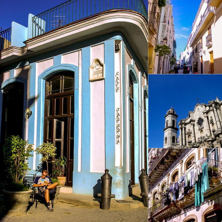헤밍웨이도 사랑에 빠진 쿠바 아바나