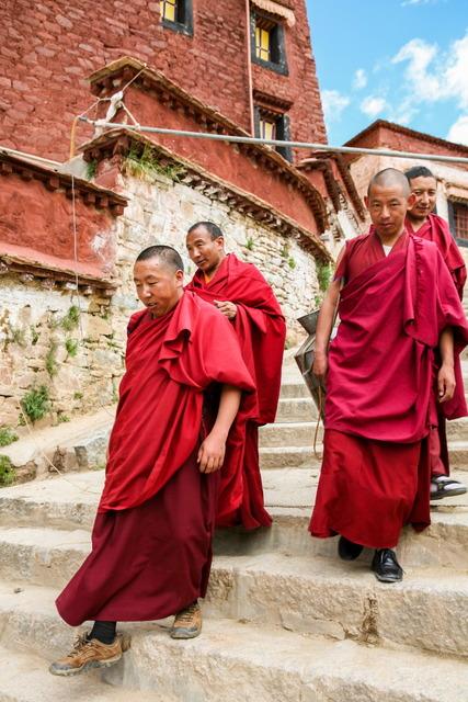 맑은 영혼이 숨 쉬는 땅, 티벳 라싸