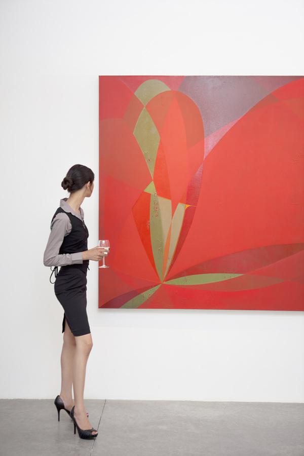혼자 미술관을 찾는 '혼미족'?
