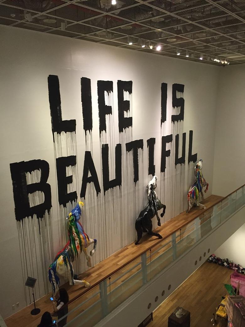 미스터 브레인 워시전, Life is