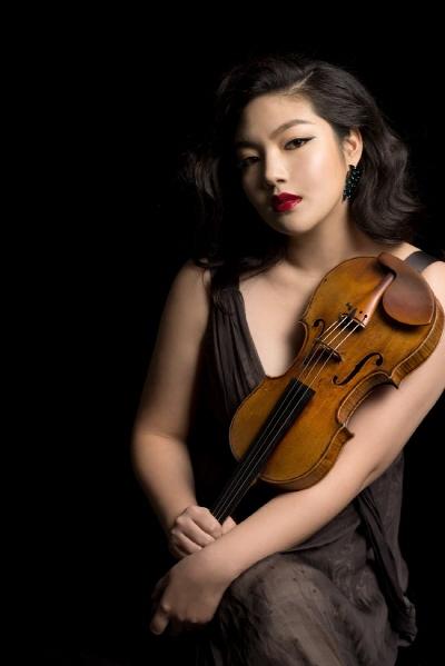 """바이올리니스트 조진주 """"예술가는 현실"""