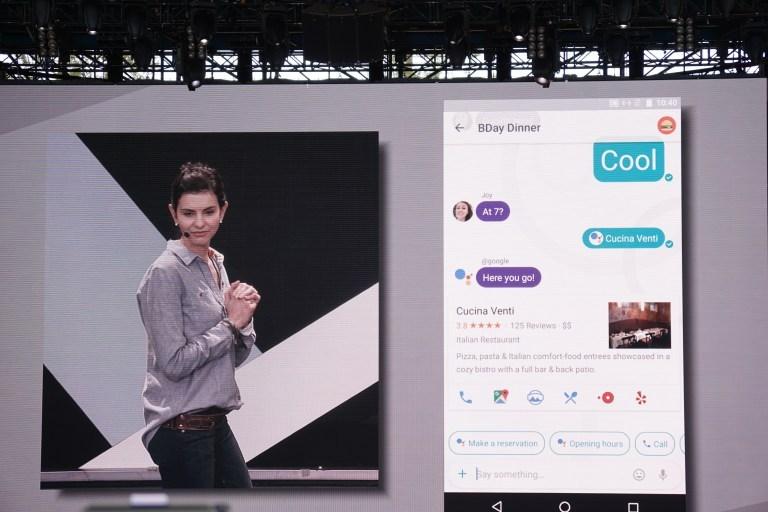 영상통화앱 '듀오'로 본 구글의 메시