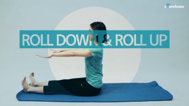 허리를 보호하는 복근 운동법