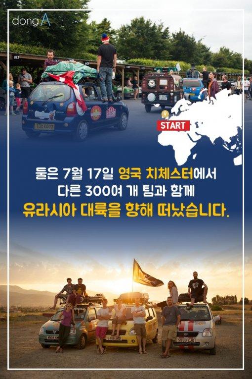 장롱면허로 1만6000km 몽골 랠리