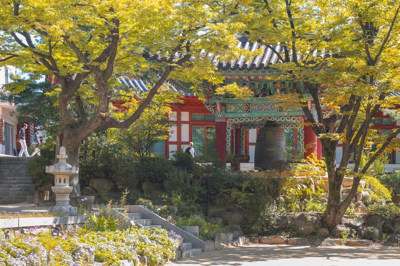 가을엔 성북동을 걸으면 좋겠어요