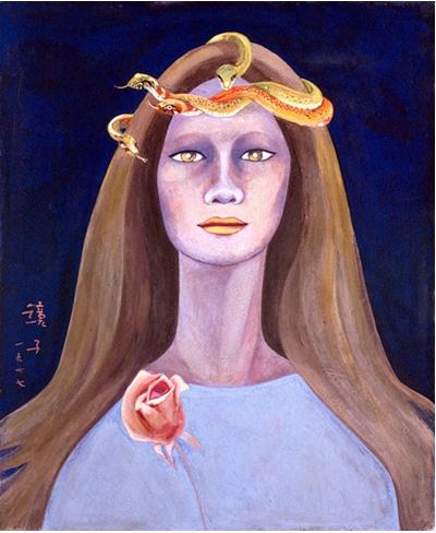 천경자, 그녀의 작품 세계