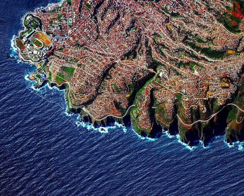 1년 365일의 지구를 매일 위성사진