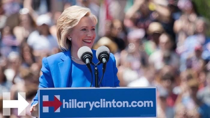 힐러리 클린턴과 데이터 분석