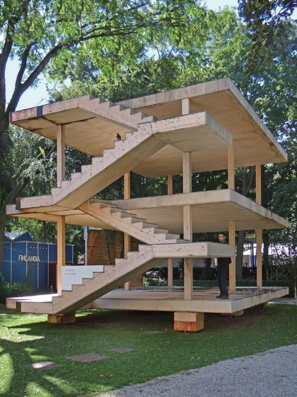 간소한 삶을 위한 건축물을 꿈꾸다