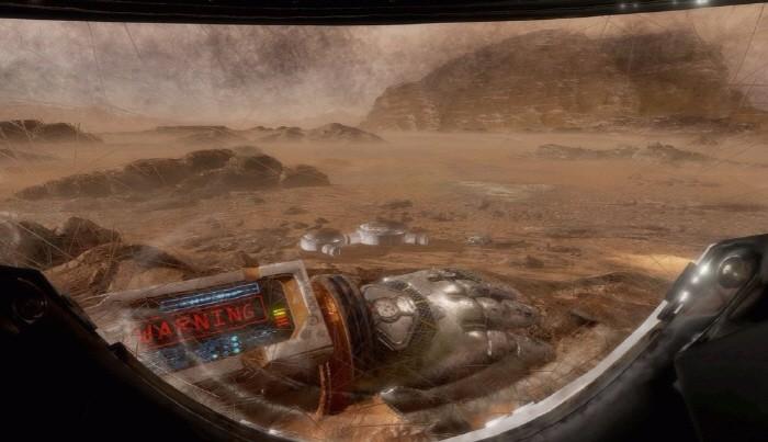 가상현실로 '화성 생존 체험'을…