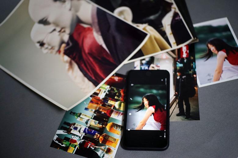 오래된 사진을 디지털로 바꾸자, 구글