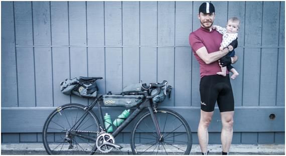 자전거의 꽃, '장거리 라이딩' 즐기