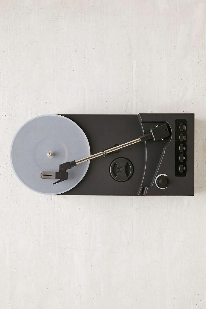 이 턴테이블…MP3·카세트까지