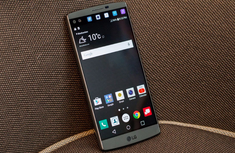 LG 'G6' 화면 비율 18:9 '