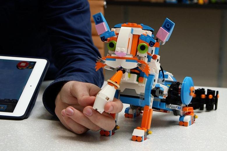코딩으로 만드는 레고 로봇