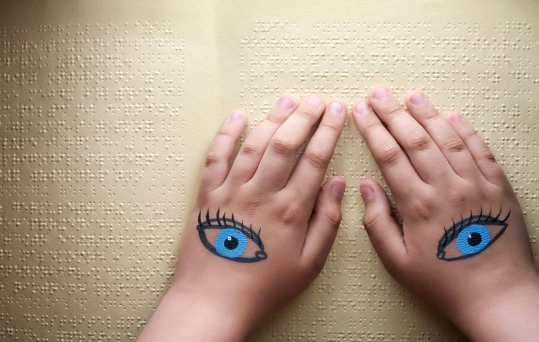 시각장애인들을 위한 모바일 콘텐츠