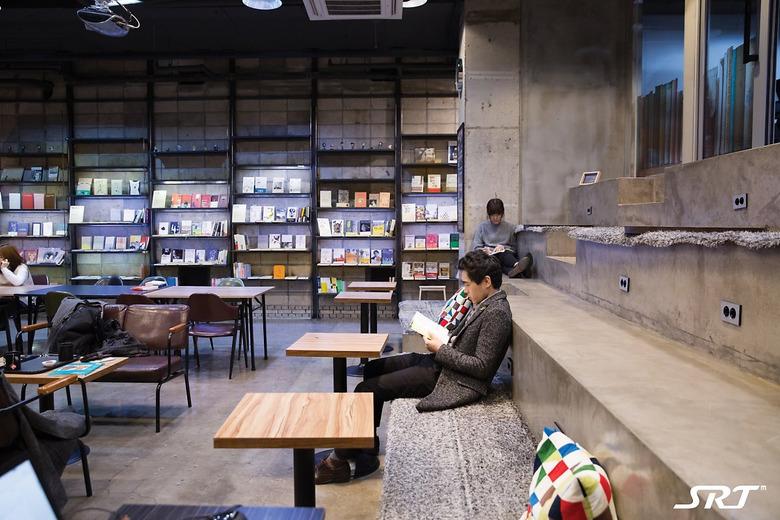 강남의 이색 독립 서점