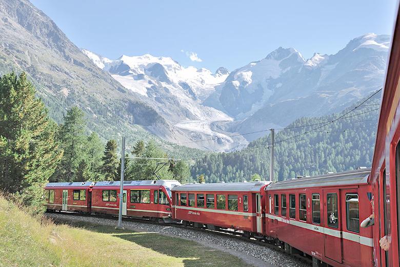 자연이 준 선물 7가지, 스위스 도시
