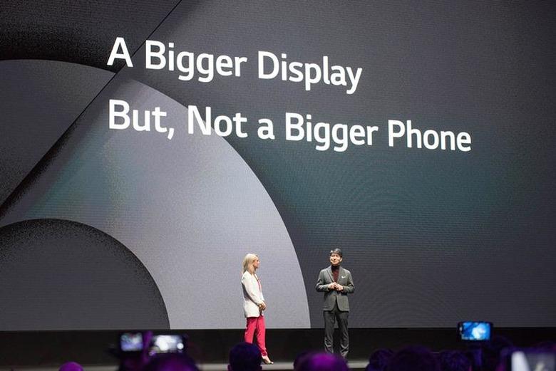 이번은 다르다 LG전자 'LG G6'