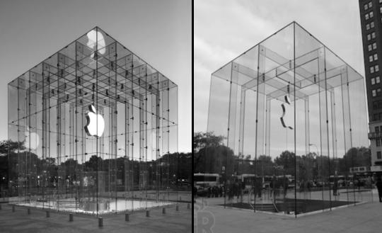애플 스토어의 마술