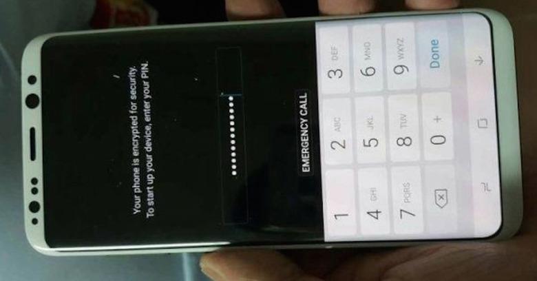 스마트폰 시장은 지금 '갤S8'를 기