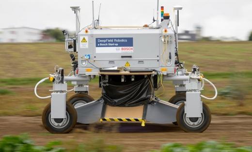 '로봇 농부' 등장… 인간없는 농업