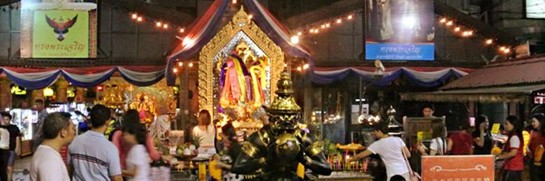 방콕 야시장 맛집 투어