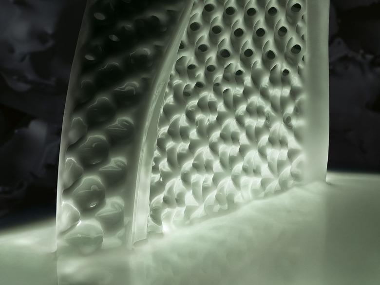 Adidas, 3D프린팅 이용한 운동
