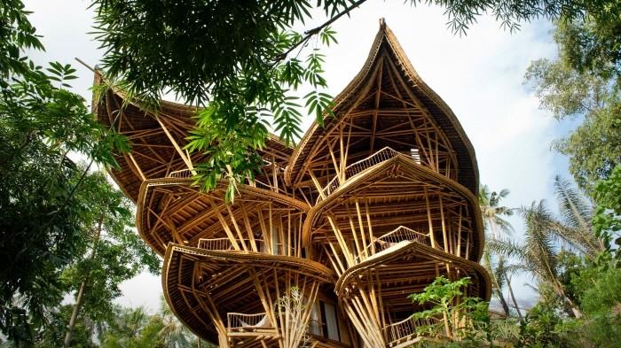 발리에 가면… 건축과 대나무의 가능성