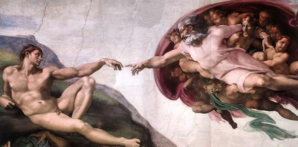 무지개를 담아, 동성애 미술(Homo