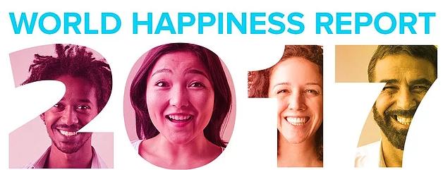 세계에서 가장 행복한 나라들의 3가지