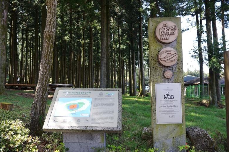 절물자연휴양림에서 만나는 걷기여행길