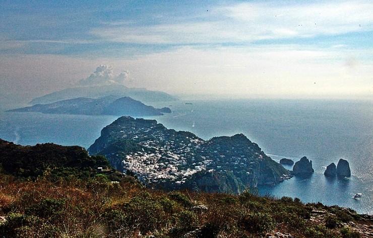 카프리섬의 TOP 5