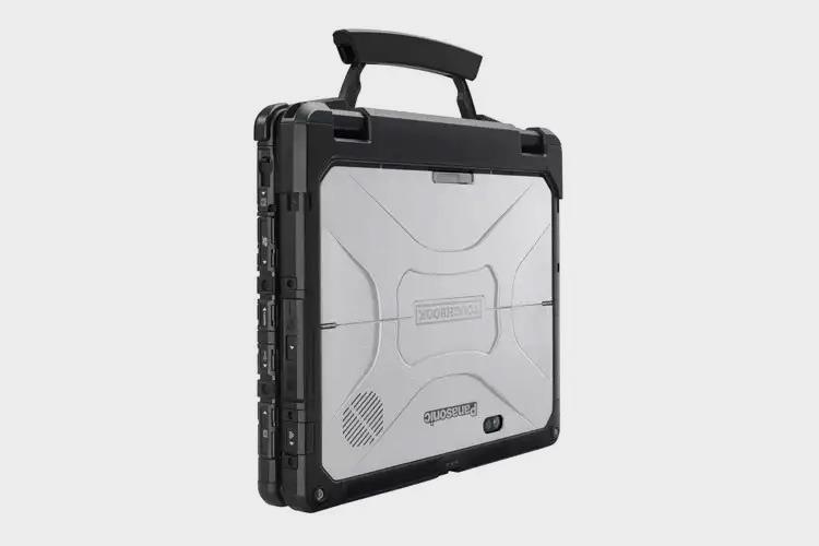 군대에서 사용하는 방수 노트북! 파나
